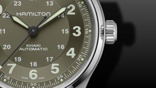 Hamilton Khaki Titanium Automatik 42mm