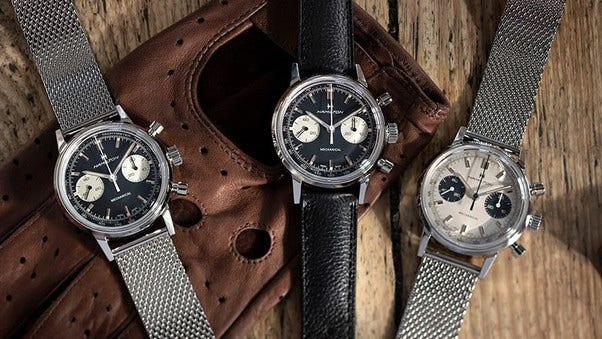 Hamilton Kollektion American Classic Bilder Panda Uhren
