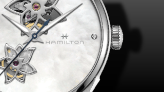 Hamilton Open Heart Auto 34mm