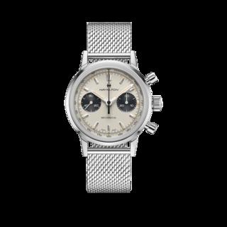 Hamilton Armbanduhr Intra-Matic Chronograph H H38429110