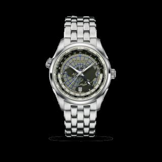 Hamilton Herrenuhr Jazzmaster GMT Automatik 42mm H32605181