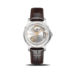 Hamilton Herrenuhr Jazzmaster Open Heart Auto 40mm H32565555