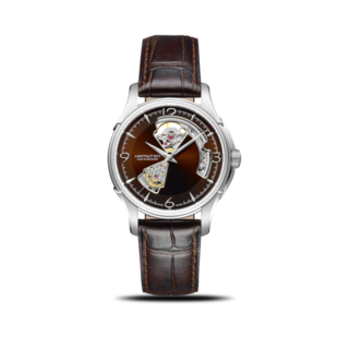 Hamilton Herrenuhr Jazzmaster Open Heart Auto 40mm H32565595
