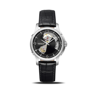 Hamilton Herrenuhr Jazzmaster Open Heart Auto 40mm H32565735