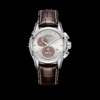 Hamilton Herrenuhr Jazzmaster Quarz Chronograph 42mm H32612551