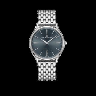 Hamilton Armbanduhr Jazzmaster Thinline Automatik 40mm H38525141