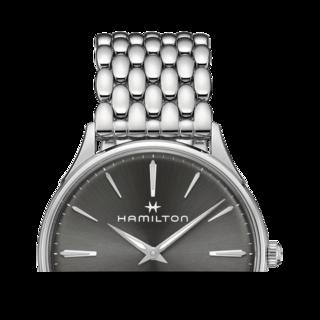 Hamilton Armbanduhr Jazzmaster Thinline Automatik 40mm H38525181