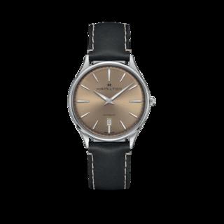 Hamilton Armbanduhr Jazzmaster Thinline Automatik 40mm H38525721