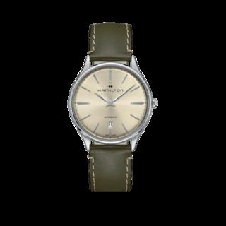 Hamilton Armbanduhr Jazzmaster Thinline Automatik 40mm H38525811
