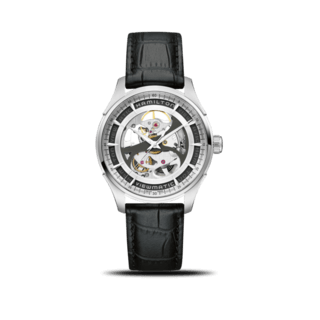 Hamilton Herrenuhr Jazzmaster Viewmatic Skeleton Gent 40mm H42555751