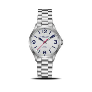 Hamilton Armbanduhr Khaki Air Race 38mm H76225151
