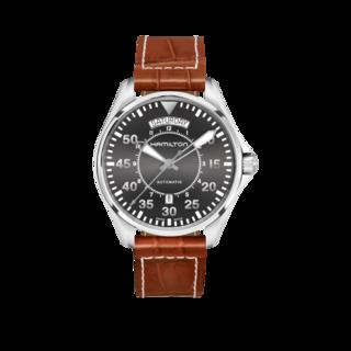 Hamilton Herrenuhr Khaki Pilot Day/Date Automatik 42mm H64615585