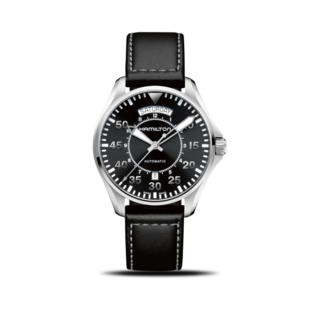 Hamilton Herrenuhr Khaki Pilot Day/Date Automatik 42mm H64615735