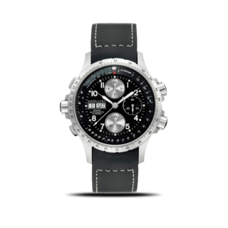 Hamilton Herrenuhr Khaki X-Wind Auto Chrono 44mm H77616333
