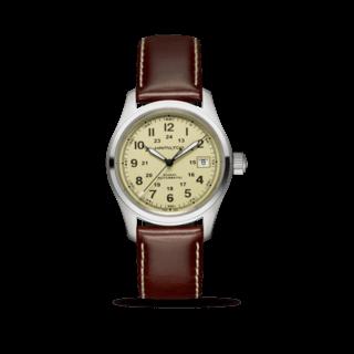 Hamilton Armbanduhr Khaki Field Automatik 38mm H70455523