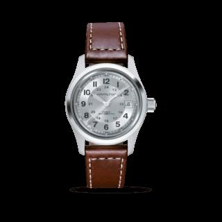 Hamilton Armbanduhr Khaki Field Automatik 38mm H70455553