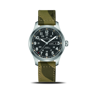 Hamilton Herrenuhr Khaki Field Day/Date Automatik 42 mm H70535031