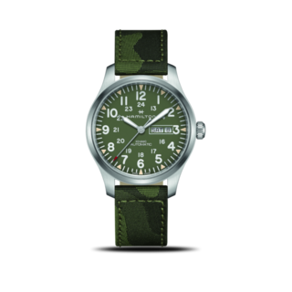 Hamilton Herrenuhr Khaki Field Day/Date Automatik 42 mm H70535061