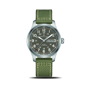 Hamilton Herrenuhr Khaki Field Day/Date Automatik 42 mm H70535081