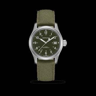Hamilton Armbanduhr Khaki Field Handaufzug 38mm H69419363