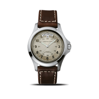 Hamilton Herrenuhr Khaki King Automatik 40mm H64455523