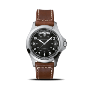 Hamilton Herrenuhr Khaki King Automatik 40mm H64455533