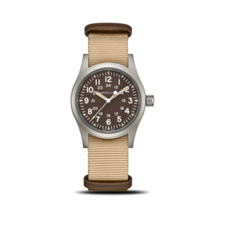 Hamilton Armbanduhr Khaki Field Mechanical 38mm H69439901
