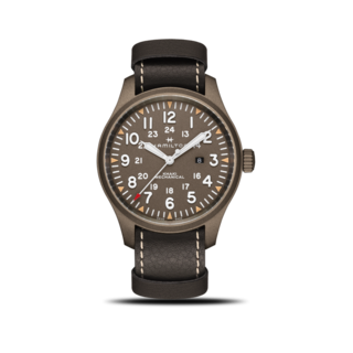 Hamilton Herrenuhr Khaki Field Mechanical 50mm H69829560