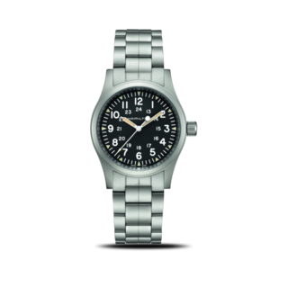Hamilton Armbanduhr Khaki Field Mechanical H69439131