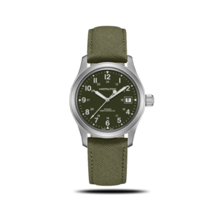 Hamilton Herrenuhr Khaki Field Mechanical H69439363