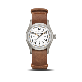 Hamilton Herrenuhr Khaki Field Mechanical H69439511