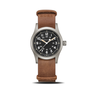Hamilton Armbanduhr Khaki Field Mechanical H69439531
