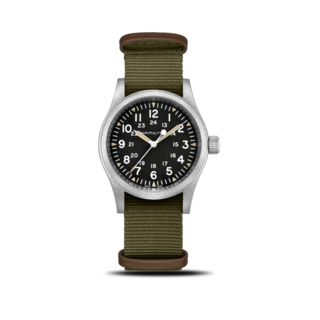 Hamilton Herrenuhr Khaki Field Mechanical H69439931
