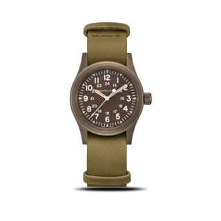 Hamilton Armbanduhr Khaki Field Mechanical H69449861