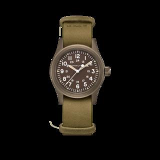 Hamilton Armbanduhr Khaki Field Mechanical H69449861