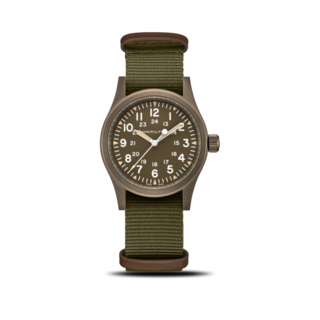 Hamilton Armbanduhr Khaki Field Mechanical H69449961