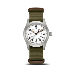 Hamilton Herrenuhr Khaki Field Mechanical H69529913