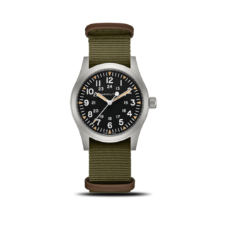 Hamilton Herrenuhr Khaki Field Mechanical H69529933
