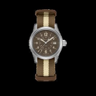 Hamilton Armbanduhr Khaki Field Quartz H68201093