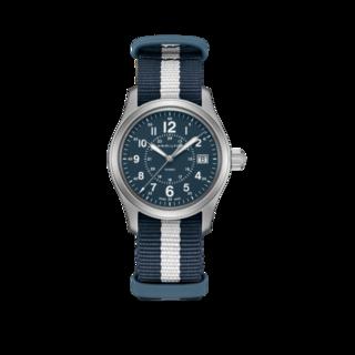 Hamilton Armbanduhr Khaki Field Quarz 38mm H68201043