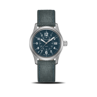 Hamilton Armbanduhr Khaki Field Quarz 38mm H68201943