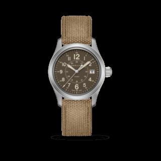 Hamilton Armbanduhr Khaki Field Quarz 38mm H68201993