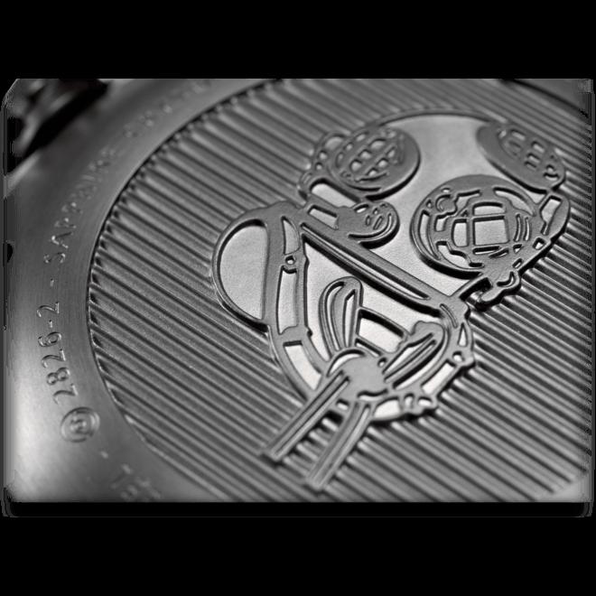 Herrenuhr Hamilton Khaki BeLOWZERO 1000m mit schwarzem Zifferblatt und Kautschukarmband bei Brogle