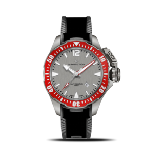 Hamilton Herrenuhr Khaki Frogman Titanium 46mm H77805380