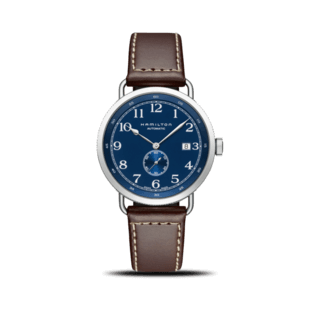 Hamilton Herrenuhr Khaki Navy Pioneer Small Second 40mm H78455543