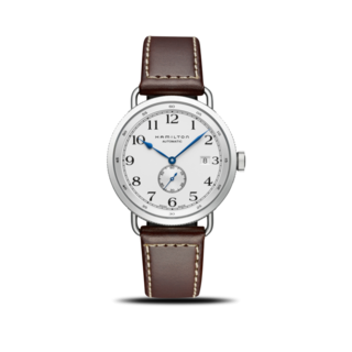 Hamilton Herrenuhr Khaki Navy Pioneer Small Second 40mm H78465553