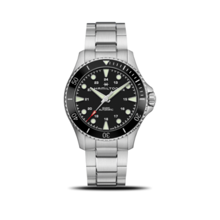 Hamilton Herrenuhr Khaki Navy Scuba Automatik 43mm H82515130