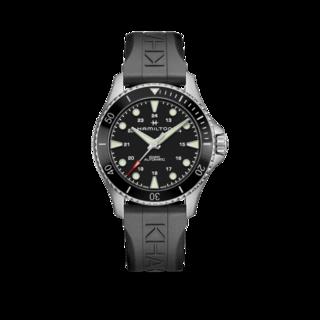 Hamilton Herrenuhr Khaki Navy Scuba Automatik 43mm H82515330