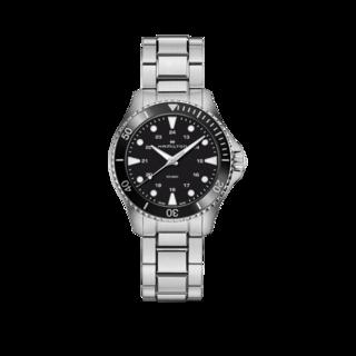 Hamilton Armbanduhr Khaki Navy Scuba Quartz 37mm H82201131