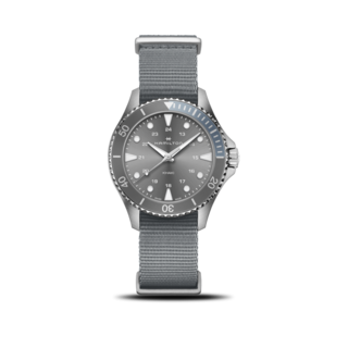 Hamilton Armbanduhr Khaki Navy Scuba Quartz 37mm H82211981